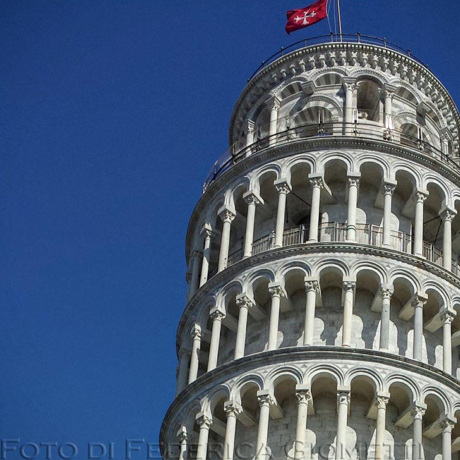 Pisa, la Torre Pendente